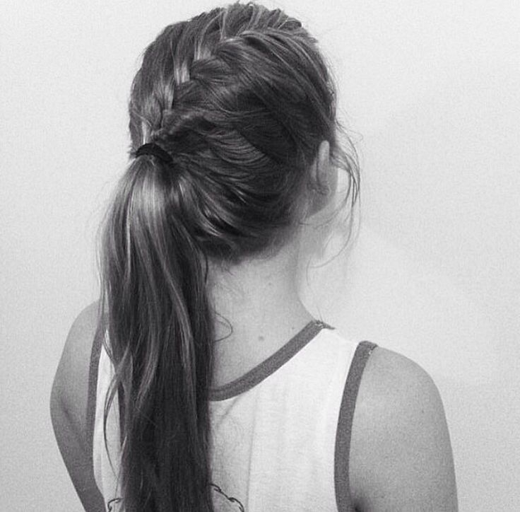 This hairstyle would be so great for sports