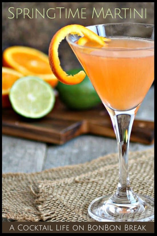 Citrus and pineapple juices add bright, sunny flavor to this gin beverage, and a splash of Aperol imparts a bitter edge with notes of grapefruit. Poured into chilled martini glasses, this mixed drink's pale peach hue looks just as gorgeous as it tastes.