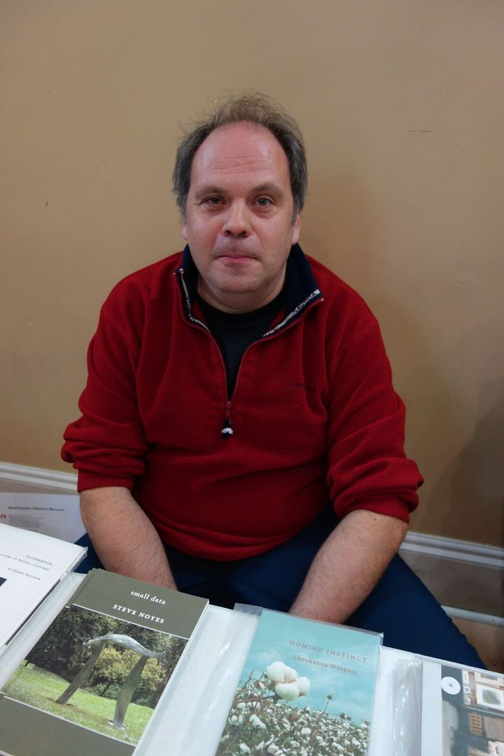 Shane Neilson, PQL author and Poetry editor of Frog Hollow Press. Meet the Presses Literary Market. November 19, 2016. Photo by Don McLeod.