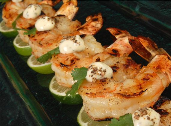 Tequila Lime Grilled Shrimp | @Omecaterer #njcatering #nycatering #caterersnj | Ome Caterers Catering NJ NY CT | Wedding Reception Ideas Decorations, Bat Mitzvahs, Charity Golf Outing, Fundraising, Corporate, Event Planner