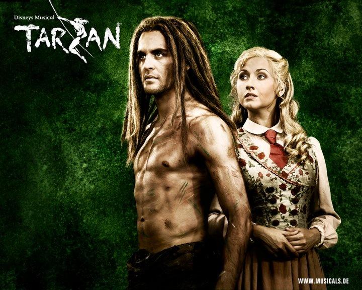 Tarzan, the musical