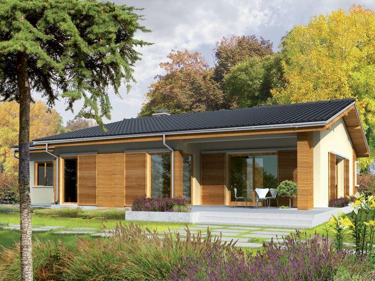 Projekt domu AC Bob G1 - DOM AE9-18 - gotowy projekt domu