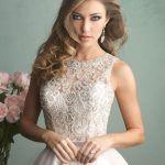 Allure Bridals bietet luxuriöse Spitzenhochzeitskleider für den Herbst 2014  #…