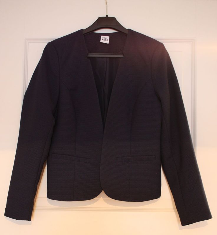 Blazer - dark blue - I'm not so sure how much I'm actually going to wear it on a daily basis