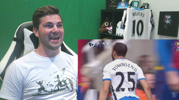 UNBELIEVABLE FREE KICK! REACTING TO NEWCASTLE UNITED 1 - 0 CRYSTAL PALAC...