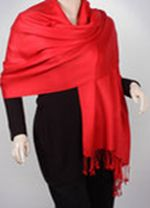 How to Wear a Pashmina?  Yours Elegantly Pashmina designers have some shawl suggestions for you. Women love different styles of tying a scarf and adorning an elegant evening wrap - find your look!