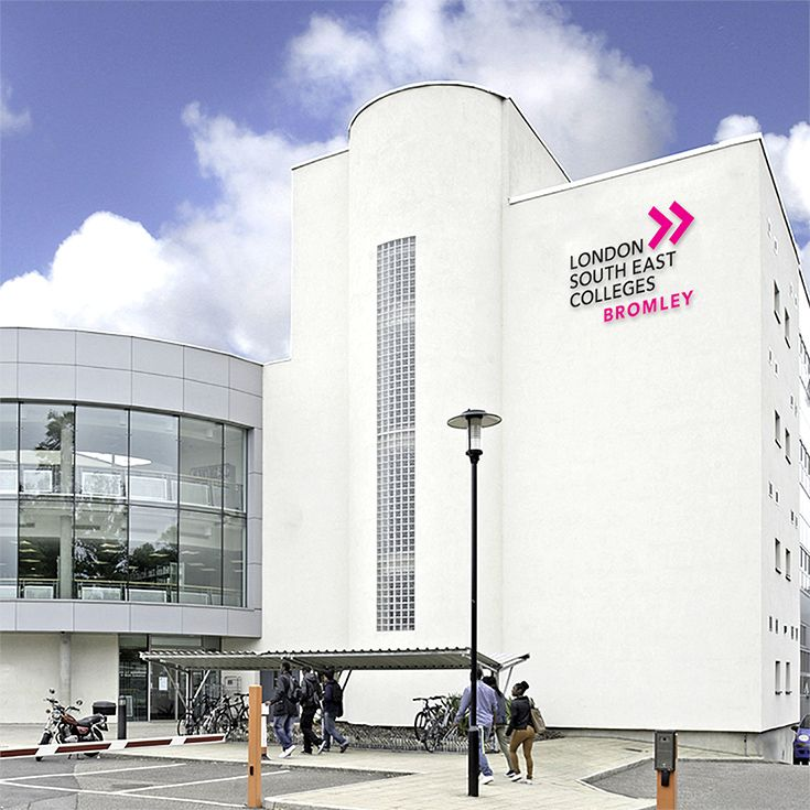 London South East Colleges - Strategy - Naming - Visual Identity
