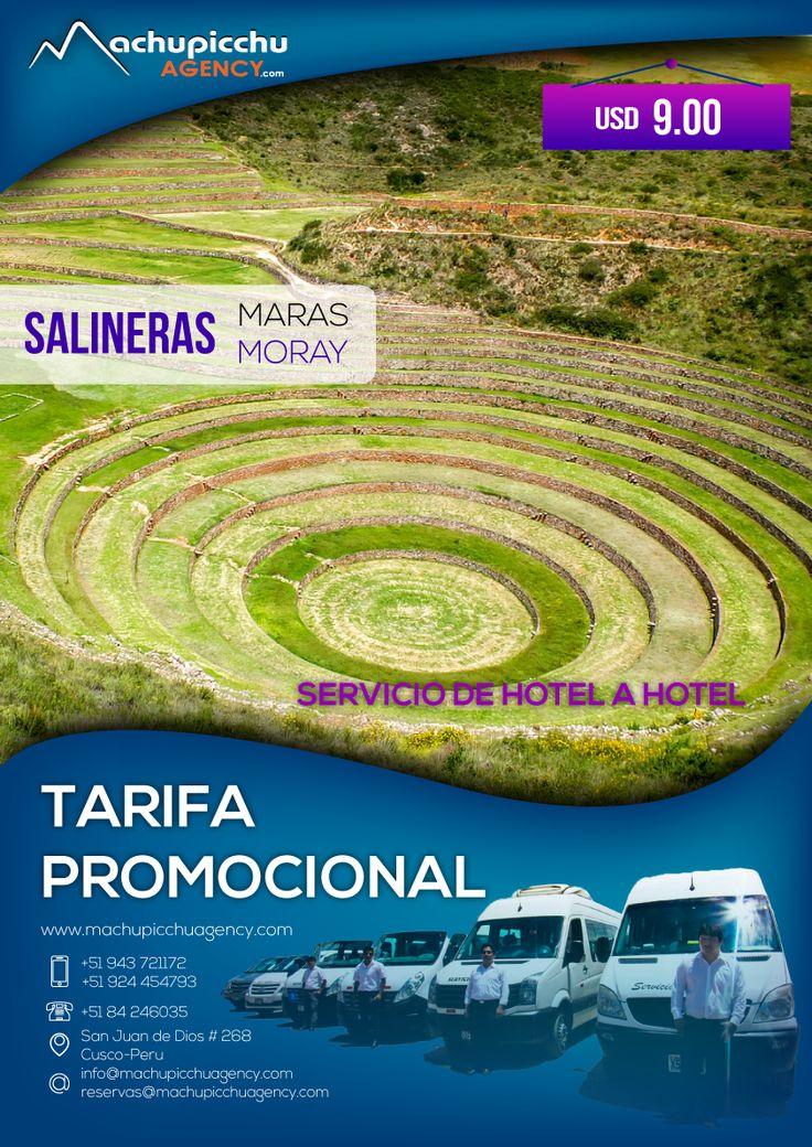Salineras, Maras, Moray | Machupicchu Agency