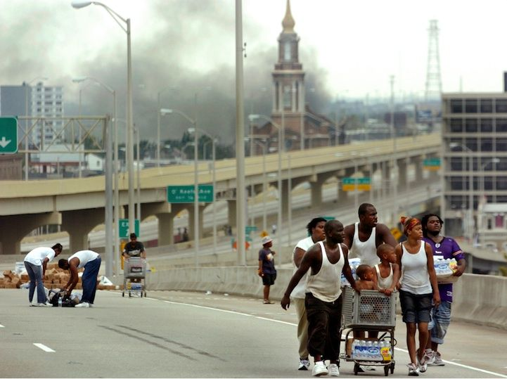 25 Most Haunting Photos from Hurricane Katrina....if we do not learn from our past, we are doomed to repeat it!