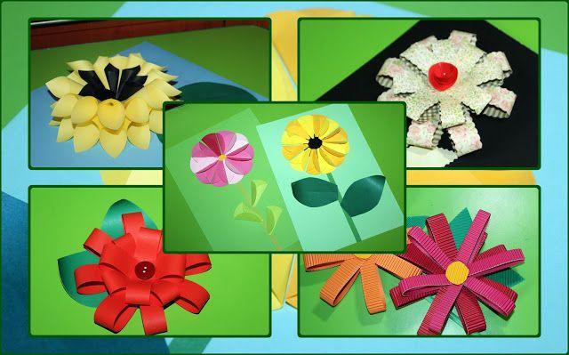 Pin By Kusiatka On Laurki I Prezenty Gift Crafts Mothers Day Grandma Day Grandpa Day Flower Crafts Spring Crafts Craft Gifts