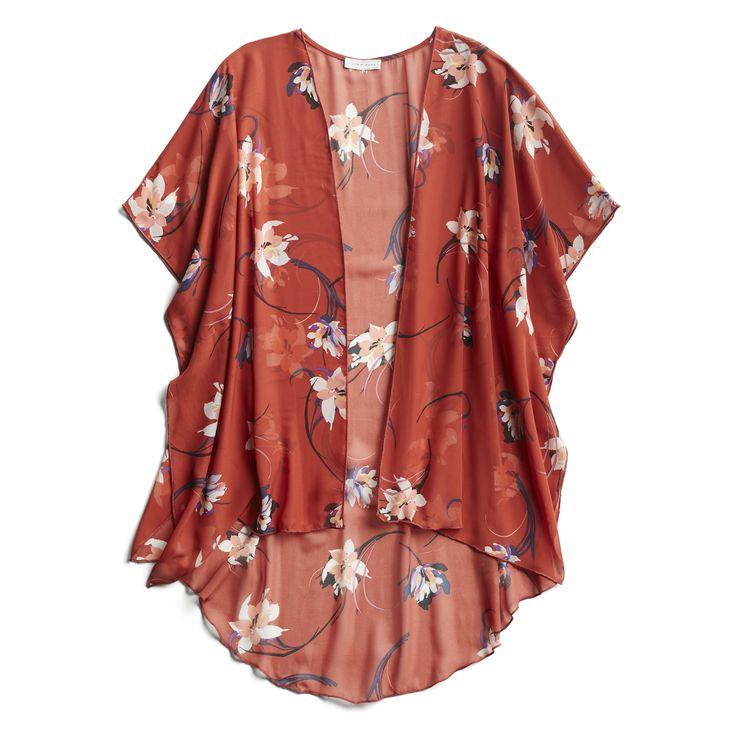 Spring Stylist Picks: Floral kimono