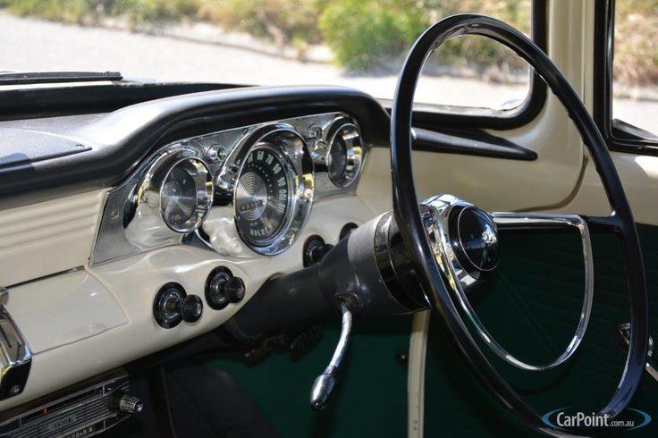 1962 Holden EK Standard