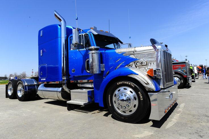peterbilt trucks | 1995 Peterbilt 379 Custom Rig | NextTruck Blog & Industry News ...
