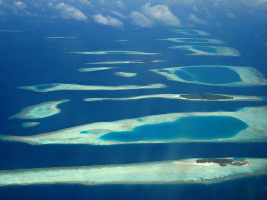 Flying over Maldives where sea meets sky ! #flyover #maldives #seaplane #Maldivian #flyme #atoll #islands #reefs #lagoons #aerialview #scenic #flight #journey #hotels #resorts https://www.facebook.com/backpackersmaldives www.cruise-maldives.com