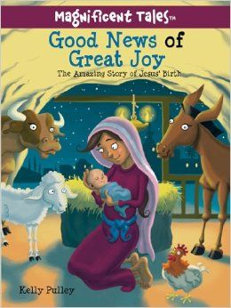 Christmas Gift Idea for Kids (Book Series) | Growing Kids Ministry