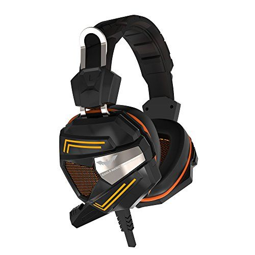 HAVIT® HV-H2158U DAC Surround Sound Virtual 7.1 USB PC Computer Gaming Headphones