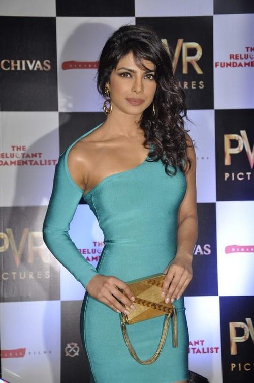 Priyanka Chopra Size-zero at 'The Reluctant Fundamentalist' Premiere