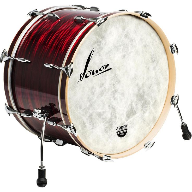 Sonor Vintage Series Bass Drum NM 20 x 14 in. Vintage Red Oyster