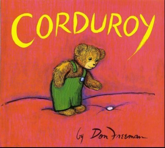 I love children's books