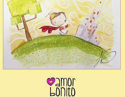 "Check out new work on my @Behance portfolio: ""Amor bonito superheroe"" http://be.net/gallery/51641785/Amor-bonito-superheroe"