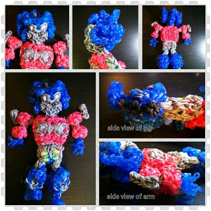 Transformers Bands: 7 Best Rainbow Loom - Star Trek Images On Pinterest