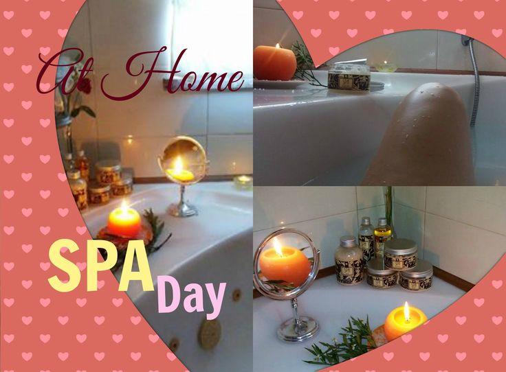 Ritual de Relaxamento em Casa Recriação de um dia de SPA completo sem sair de casa #homespa #spaday #ritualderelaxamento