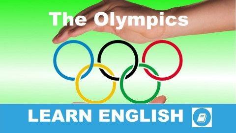 Ebben az angol szókincsfejlesztő leckében az Olimpia a témánk. Megtanuljuk a jellemző sportokat a téli és nyári olimpiai játékokon, és sok általános kifejezést is az Olimpiával kapcsolatban.
