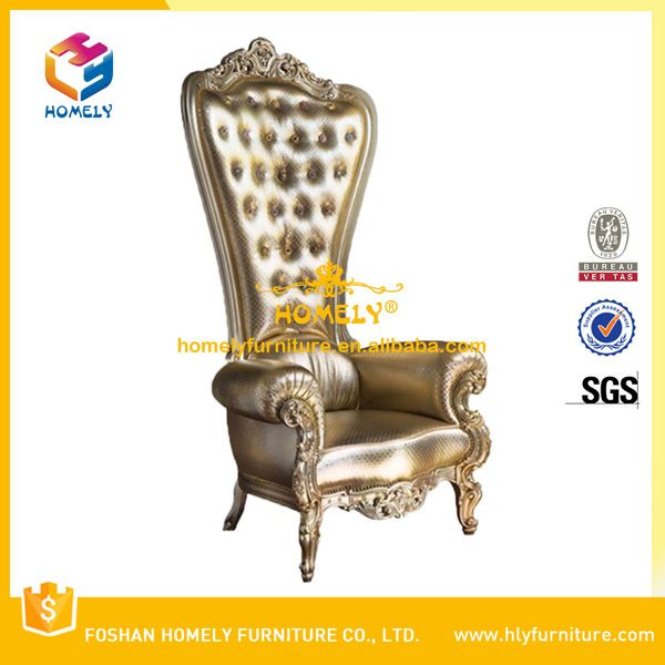 Source Royal Dubai High Back Cheap King Throne Chair On Malibaba