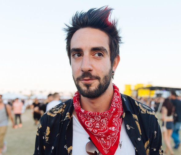 20 Reasons We're Obsessed With All Time Low's Jack Barakat | Buzznet