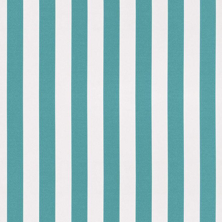 Warwick Fabrics : MALLACOOTA, Colour TURQUOISE