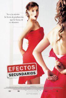 Efectos secundarios (2006) Poster