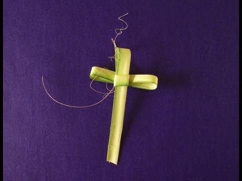 ▶ COME INTRECCIARE UNA PALMA ..... /HOW TO MAKE A PALM::: - YouTube