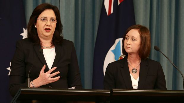 The Premier said it was time for the nation to consider a wider redress scheme.