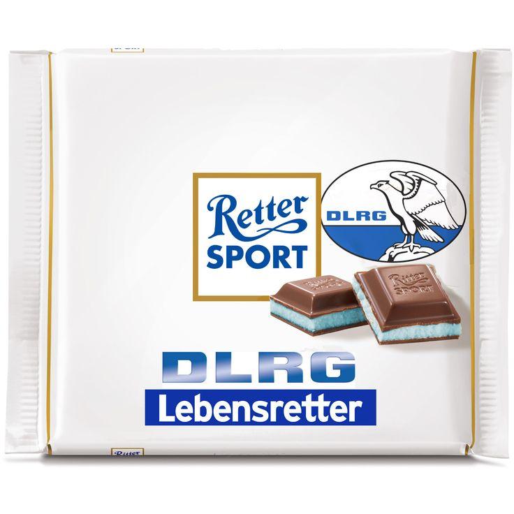 Ritter Sport Fake Sorte - DLRG