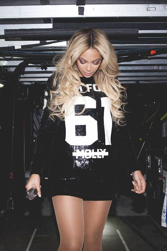 Beyonce Knowles Mrs. Carter World Tour March 2014