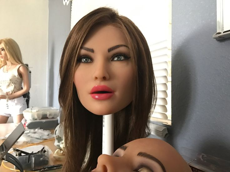 RealDoll's first sex robot took me to the uncanny valley