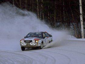 Ver foto 3 de Audi Quattro Group B Rally Car 1983