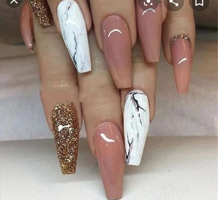 Pin by Kristy Sullivan on Nail Inspiration | Coffin nails