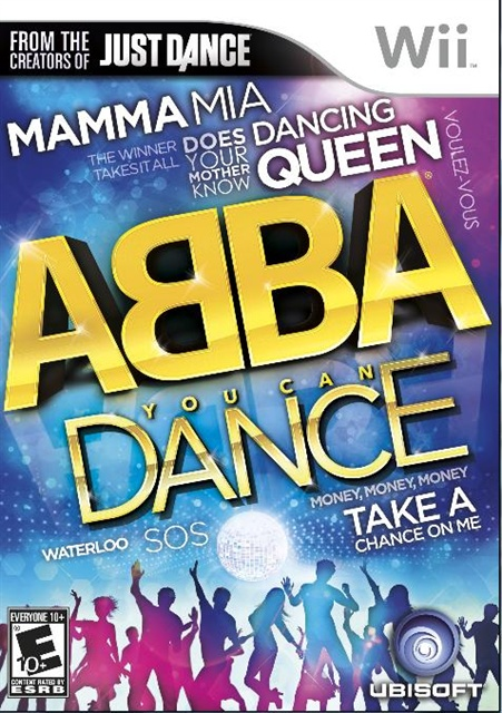 Chances are the mom in your family loves ABBA and will greatly enjoy the opportunity to share this music with their daughters and sons. The dancing in Abba You Can Dance is fun, the classic ABBA videos are unintentionally hilarious, and the mini-musical mode can be fun for up to four players willing to commit and play along.  From the same folks who made Just Dance.