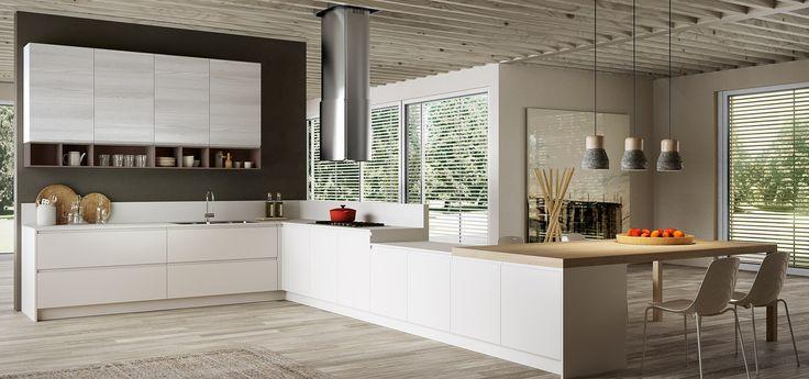 Cucina Moderna - WEGA   http://www.arredo3.it/cucine-moderne/cucina-moderna-wega/