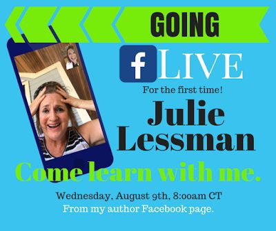Best of the Archives: Facebook Live -- A Guinea Pig's Perspective by Julie Lessman