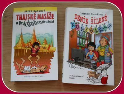 MARSELLE: Nové knihy