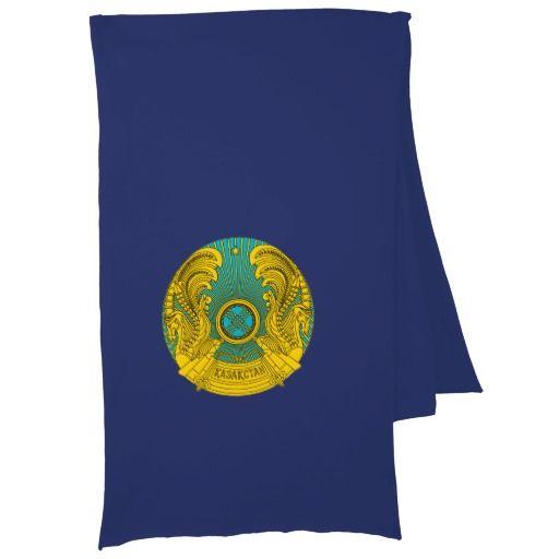 Kazakh coat of arms scarves