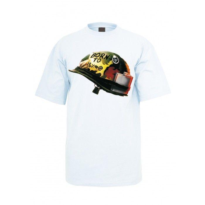 Koszulka GAW Born biała - Koszulki :: www.el-polako.com