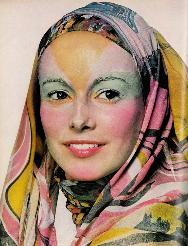 Karen Graham by Penn, Vogue 1970