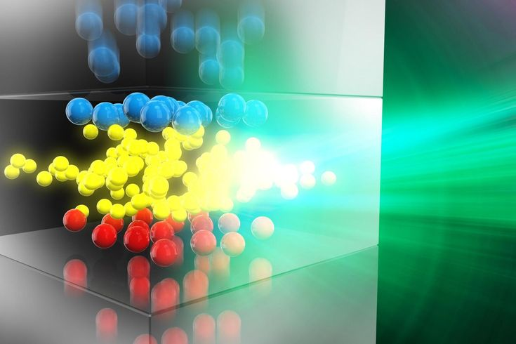Organic light emitting diodes (OLEDs), which are made from carbon-containing materials, have the potential to revolutionize future display technologies, making low-power displays so thin they'll wrap or fold around other structures, for instance.