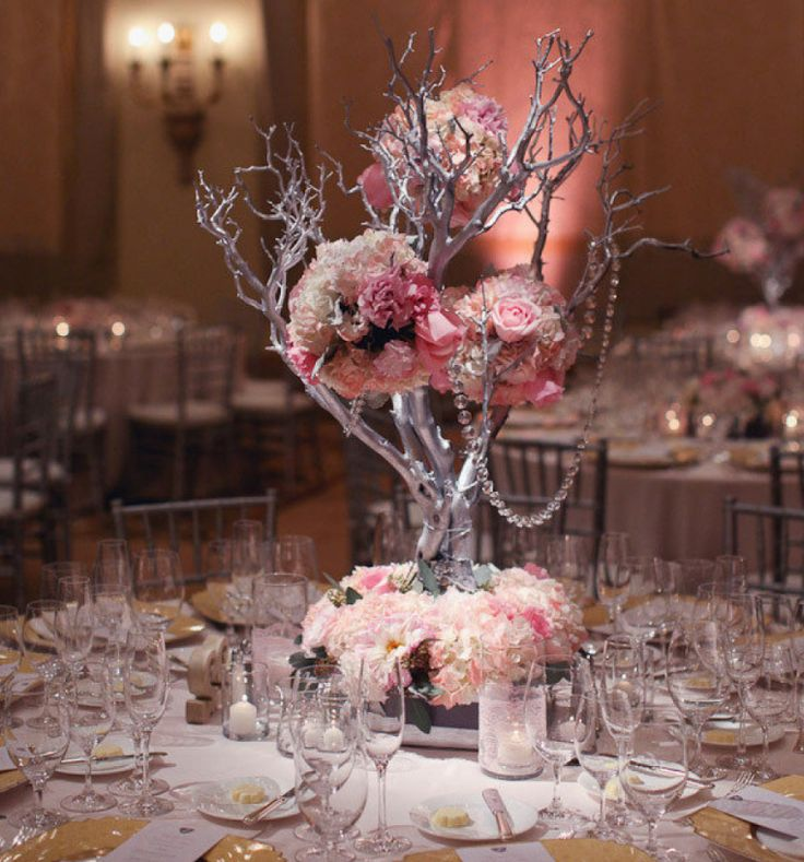 46 best tv wedding centerpieces ideas images on pinterest dcor pinterest wedding centerpieces ideas junglespirit Image collections