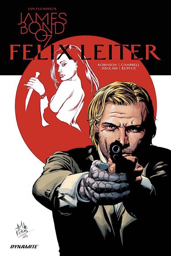 James Bond Felix Leiter (2017) Issue #1