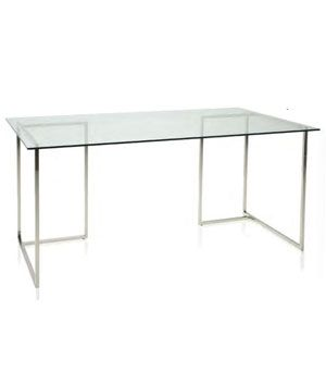 17 best images about escritorios on pinterest mesas - Mesa escritorio cristal ikea ...