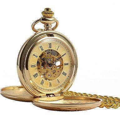 Si quieres COMPRAR RELOJES DE BOLSILLO BARATOS, aquí te decimos cuáles son los mejores relojes de bolsillo antiguos, para que los compres al menor precio.